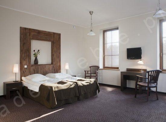 Meble hotelowe Ana, pokój hotelowy. Realizacja: Hotel A'PROPOS